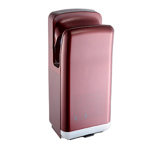 HAND-DRYER_Jet_red