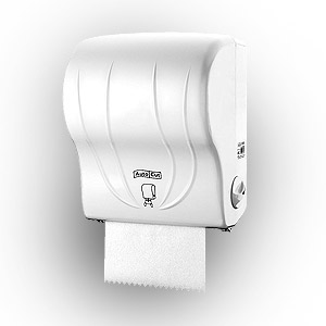 e3b87033785 Dispenser paper towel AUTOCUT (white plastic)